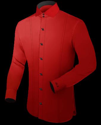 Verano de Vestir para Señoras Blusas Rojas de Las Mujeres