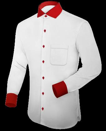 9789b9b0c1734 Como Hacer Una Camisa with Italian Collar 1 Button