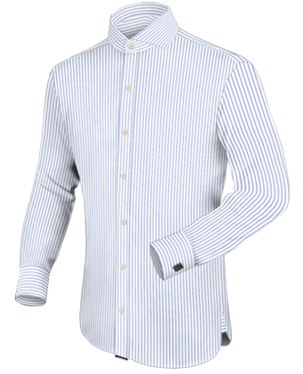 Camisas Online with Cut Away 1 Button