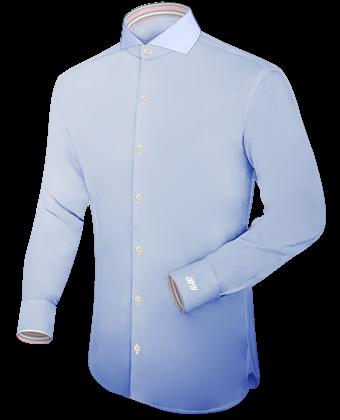 b438758be0 Camisas Bordadas Personalizadas with Cut Away 1 Button